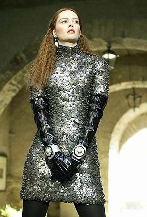 Medieval garment - now this is bad ass.