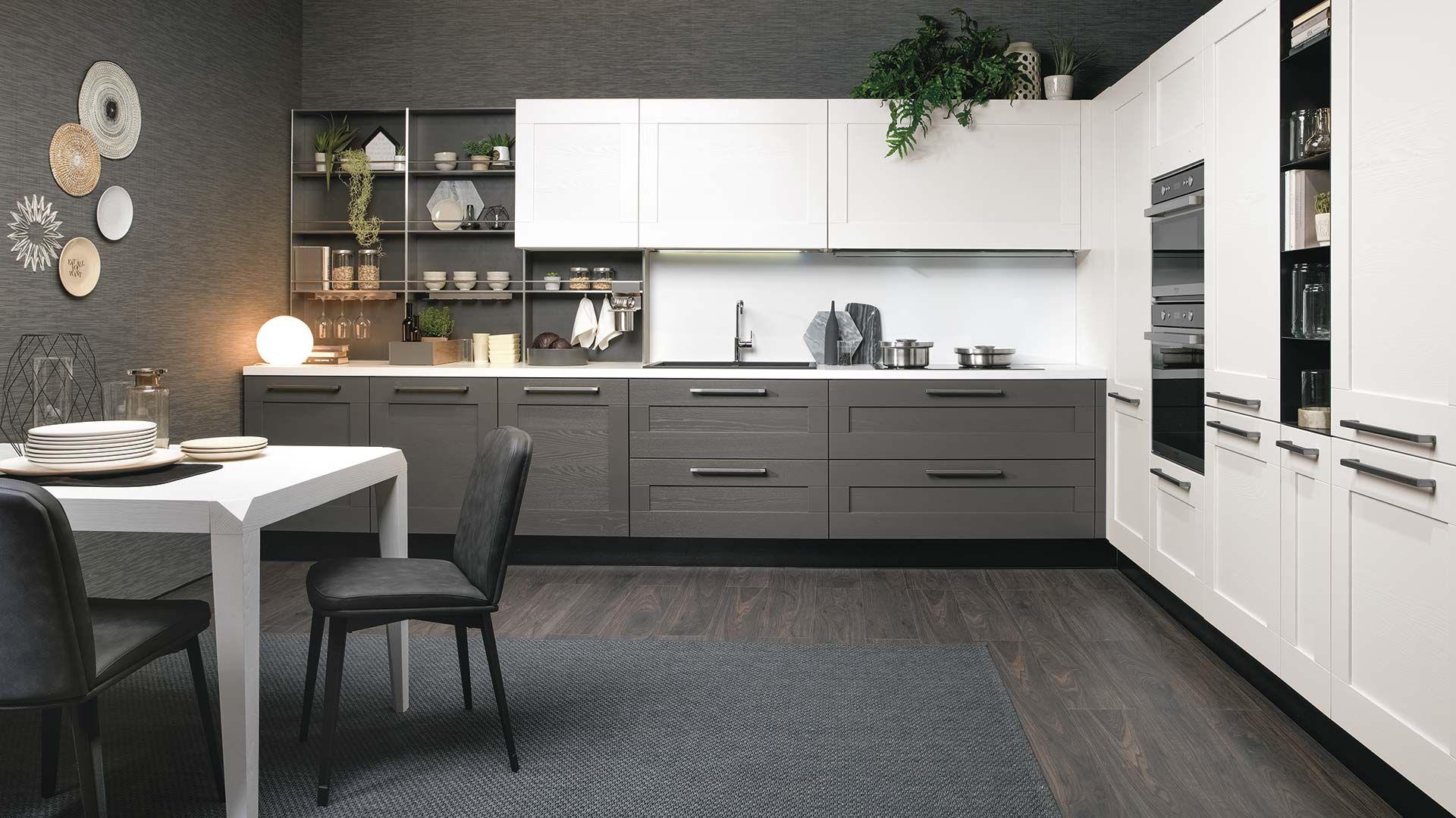 Gallery - Cucine Moderne - Cucine Lube   Κουζίνα, 2018   Pinterest