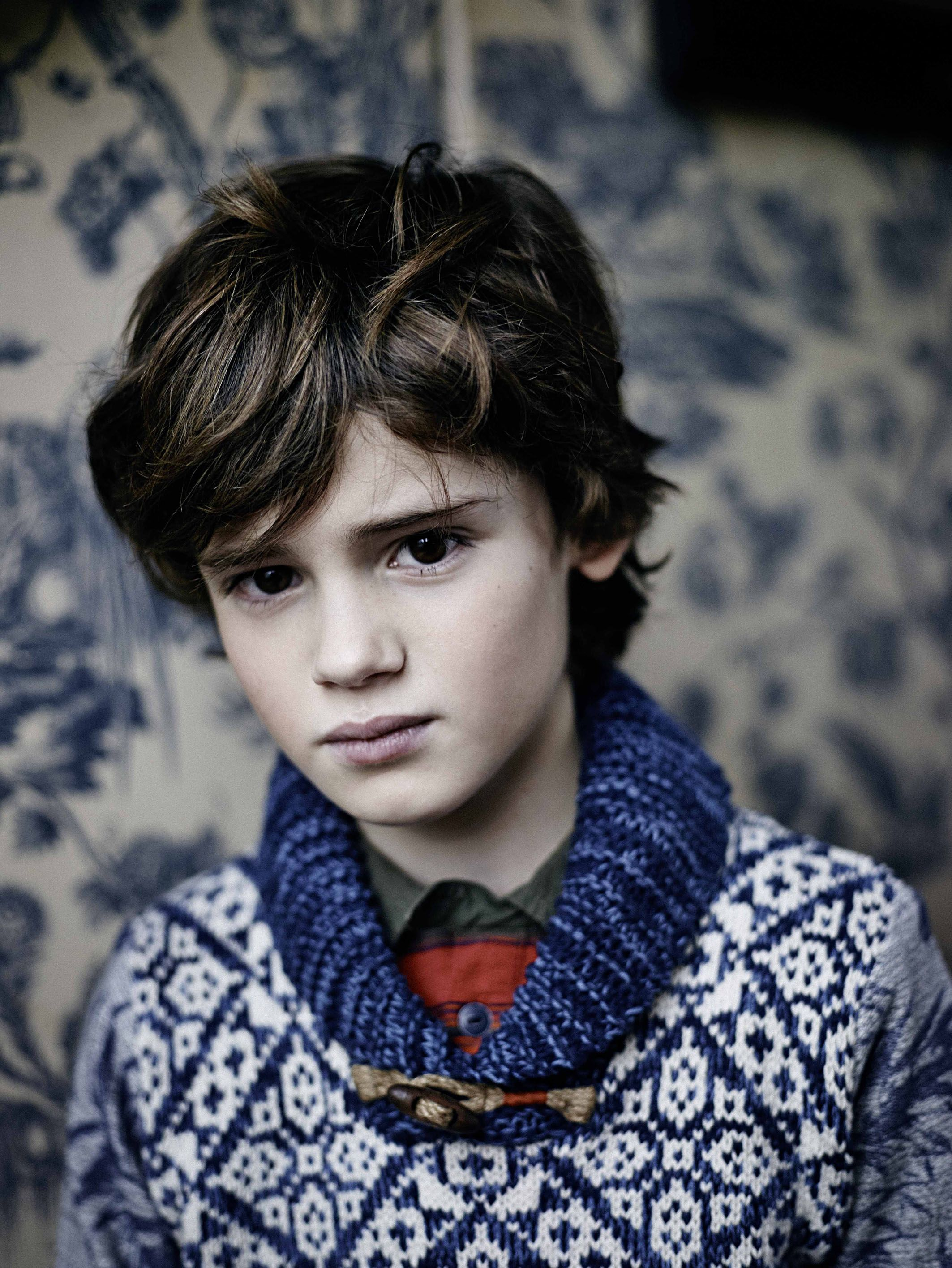 Boy hairstyle look image donut feel the chill but look supercool in scotch shrunkus latest