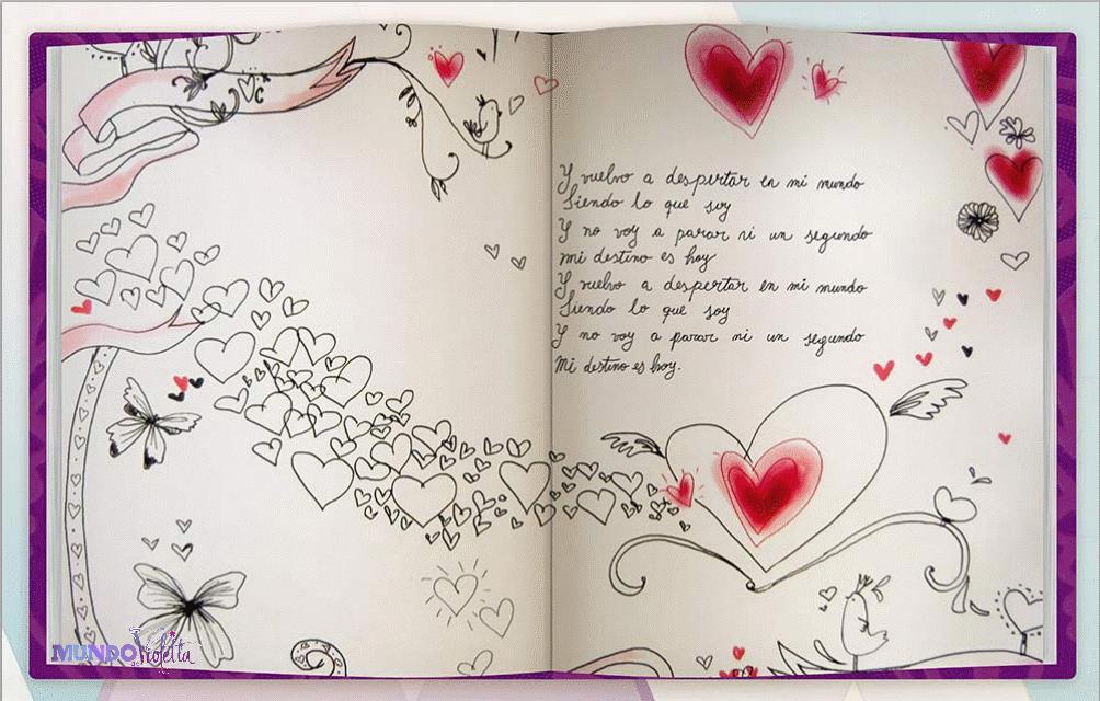 Картинки рисунка как на дневнике виолетты