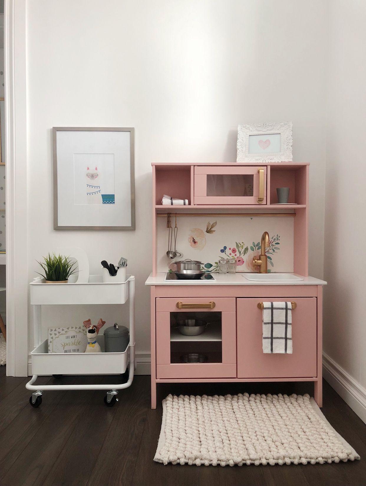 IKEA Duktig kitchen hack. | kinderhoek woonkamer | Pinterest | Ikea ...