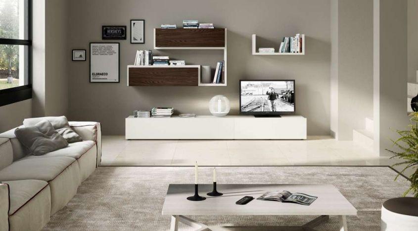 Come arredare il soggiorno con il color tortora: le idee da copiare