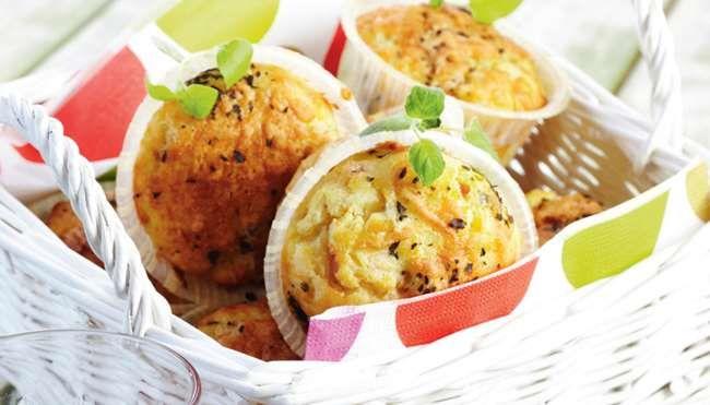 Suolaiset muffinit - K-ruoka