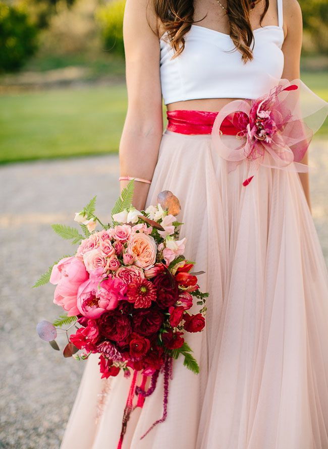 Red Garden Rose Bouquet obee designs | pretty in pink | pinterest | garden rose bouquet