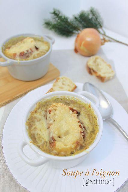 French onion soup au gratin #comfort #food #winter #hiver