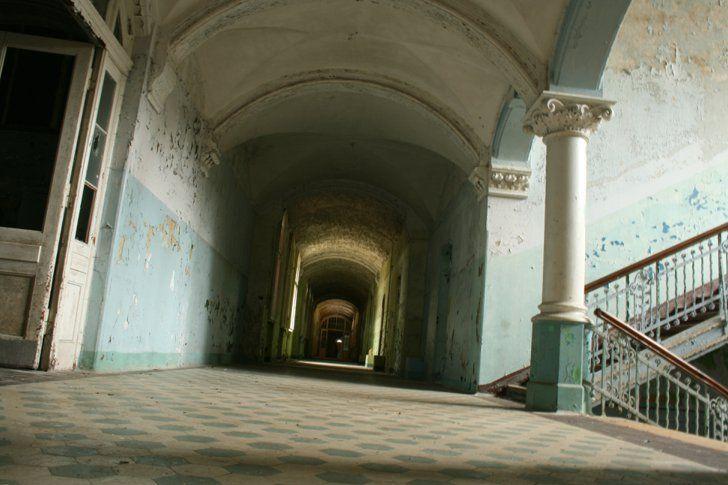 16 Haunted Destinations Every Brave Soul Should Visit Beelitz Heilstätten in Germany