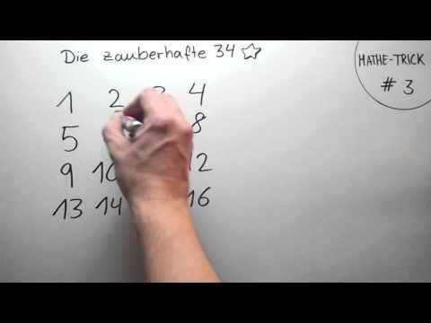 Zahlen Tricks Zum Nachmachen