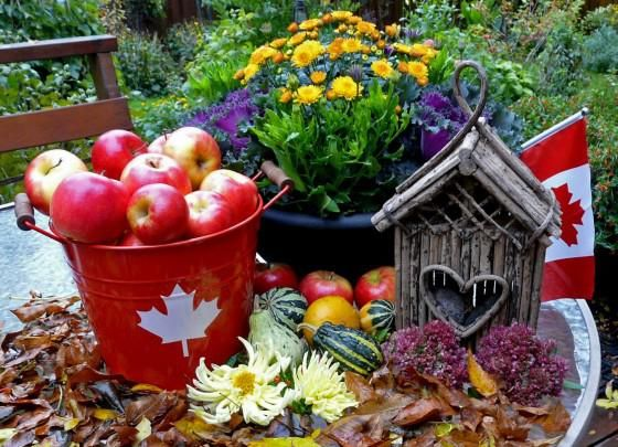 Happy Thanksgiving Day Canada 2012 Paperblog When Is Thanksgiving Canadian Thanksgiving Thanksgiving Celebration