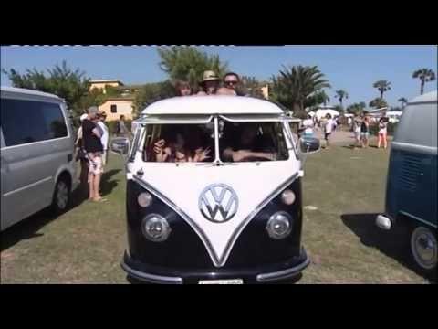 10. Concentración de furgos VW