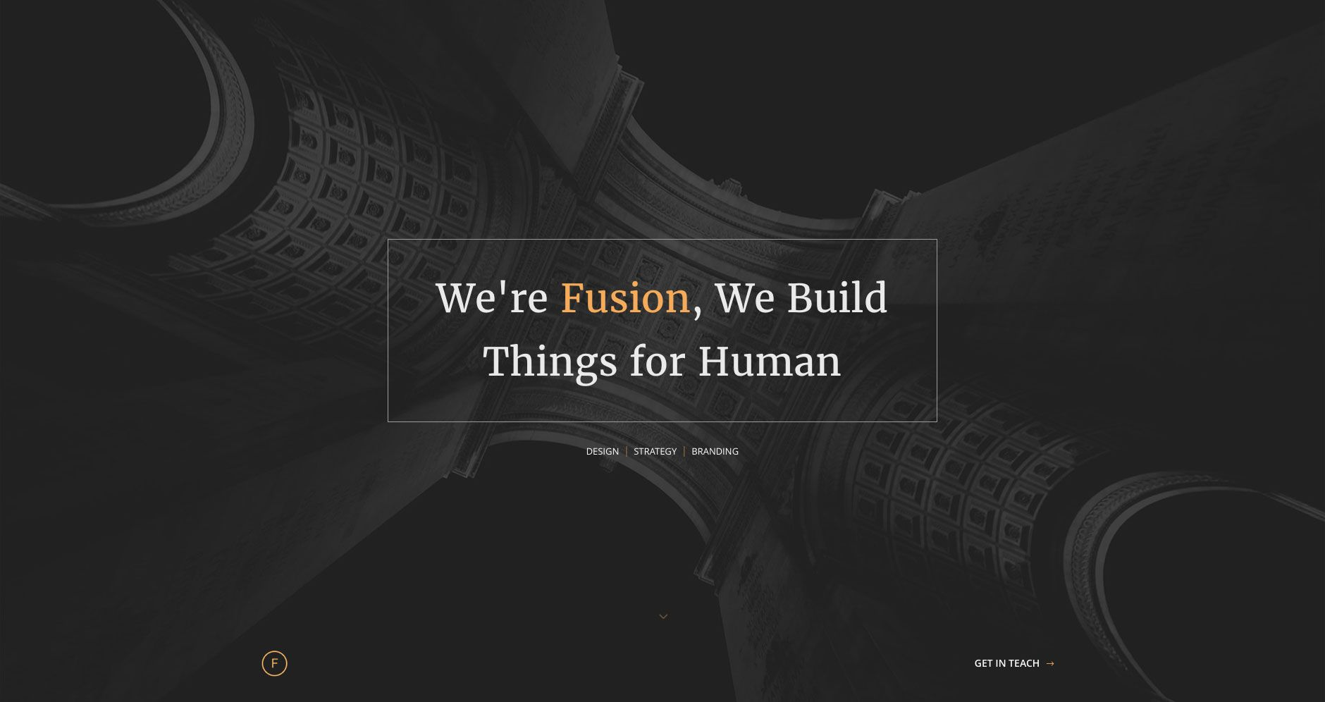 Fusion is a free responsive HTML5 website template for personal ...