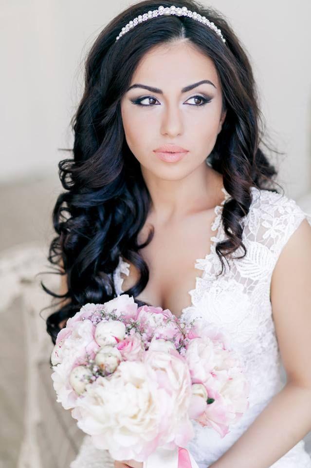 Strange 1000 Images About Bride Styles On Pinterest Wedding Make Up Short Hairstyles Gunalazisus