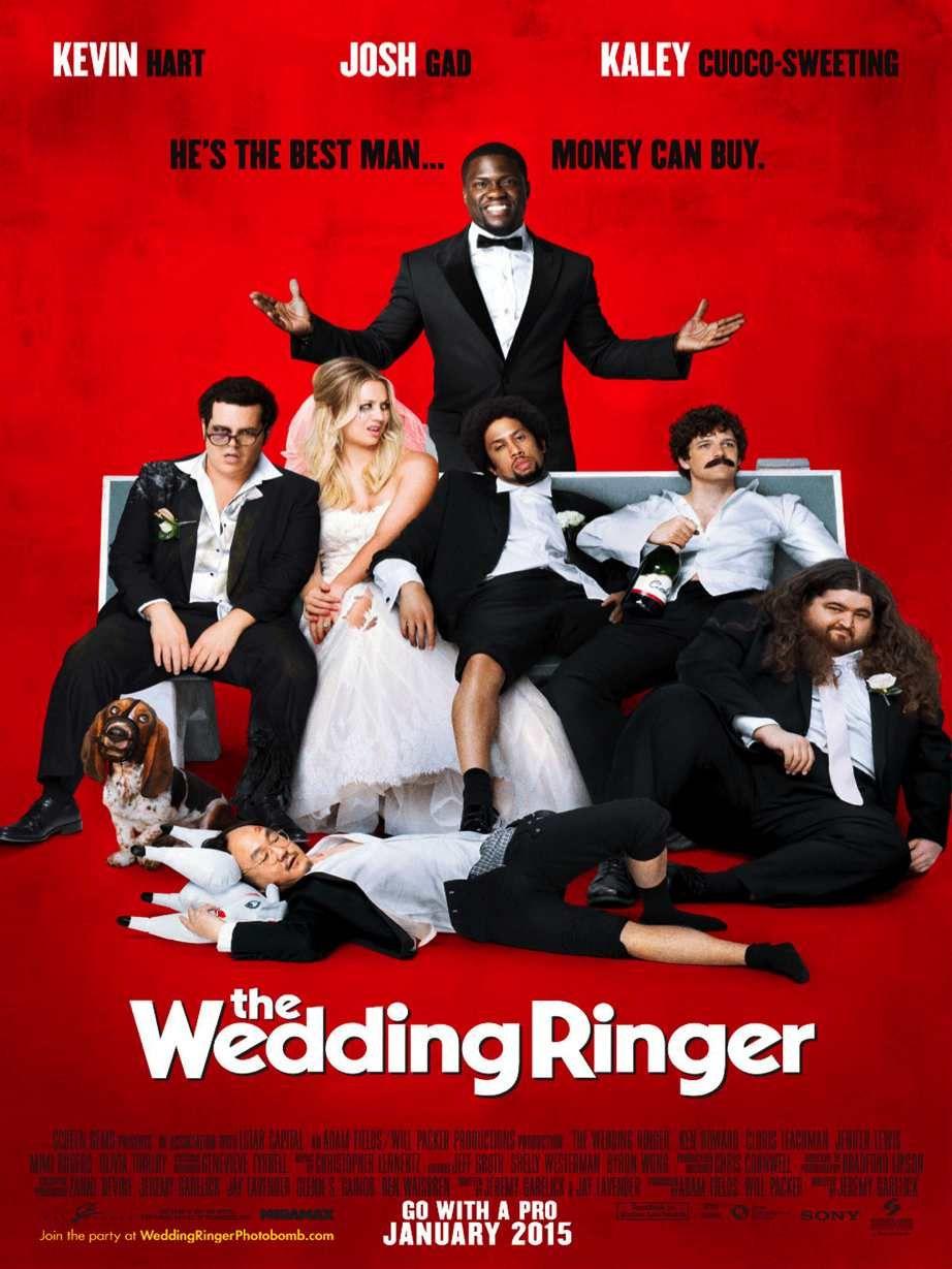 Die Trauzeugen AG / The Wedding Ringer Film hochzeit