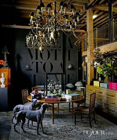 Dujour gallery ken fulk interior design decorating also love your rh pinterest