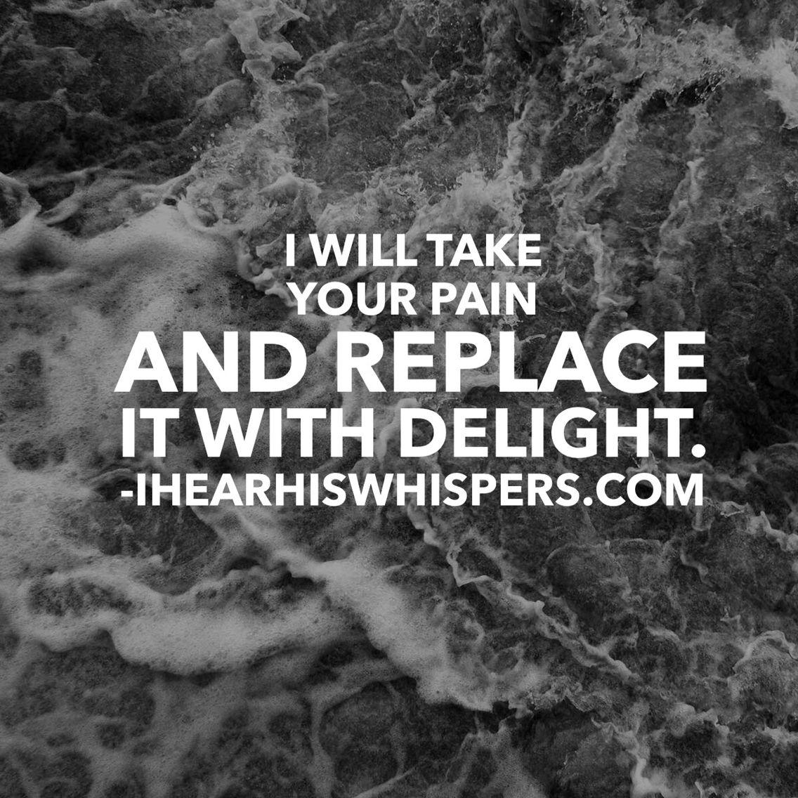 #ihearHiswhisper