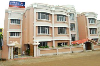 Hotel Gajapati - Puri (2 Star Hotel)