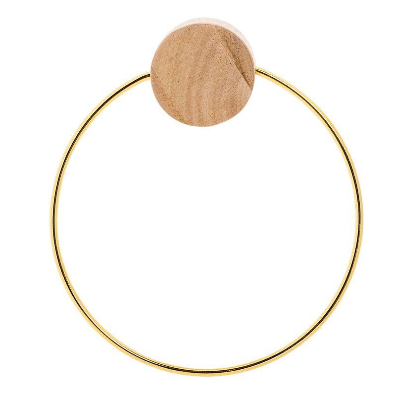 Haken Aus Holz Und Metall In Gold Produktinformationen Und