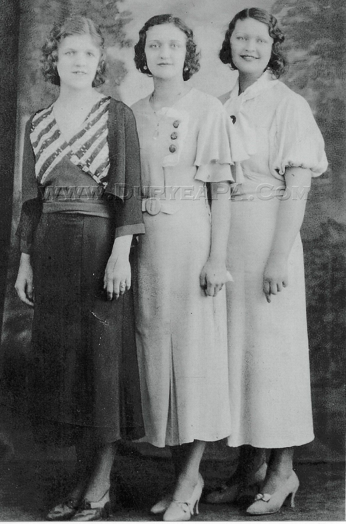 1934 Women 39 S Vintage Fashion Style Photo Print Ad Ladies