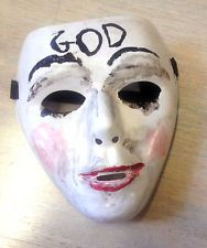 The Purge Anarchy 2 Style Mask New Halloween Fancy Dress ...