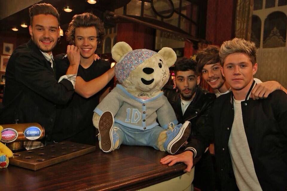 Is it bad that I wish I was That bear...