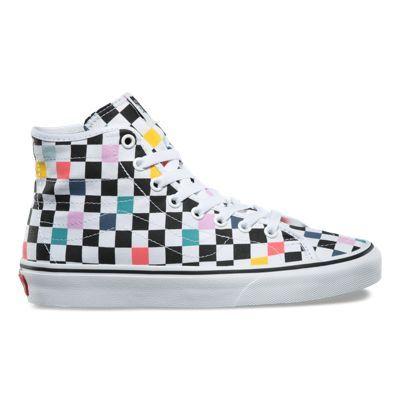 Party Checker SK8-Hi Decon | Shop At Vans
