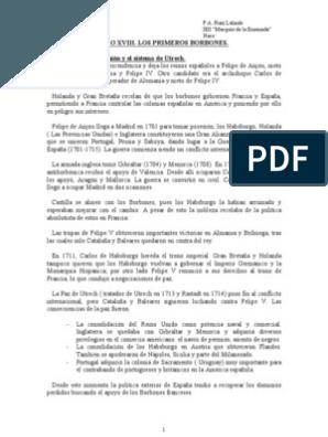 Tema 8 Historia De España Reading