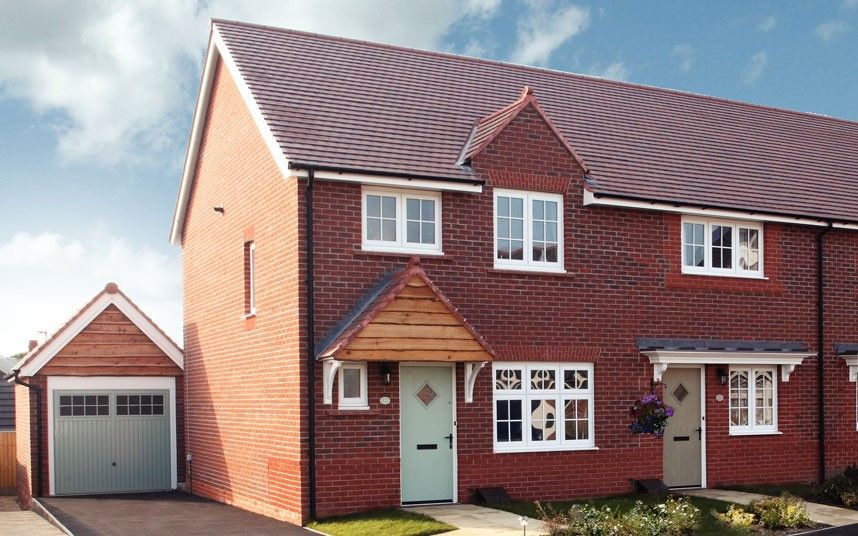 New £400million government scheme to encourage new house building for lower   income households