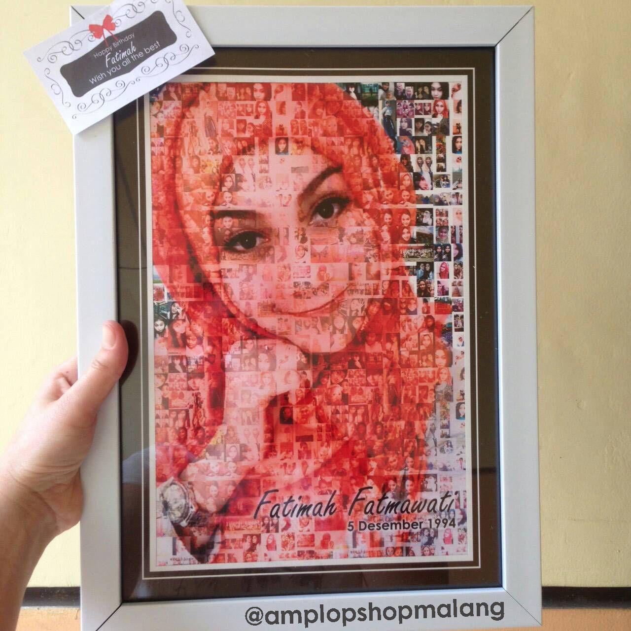 Cari Kado UnikAtau Hadiah Anniversary AmplopVector Wajah