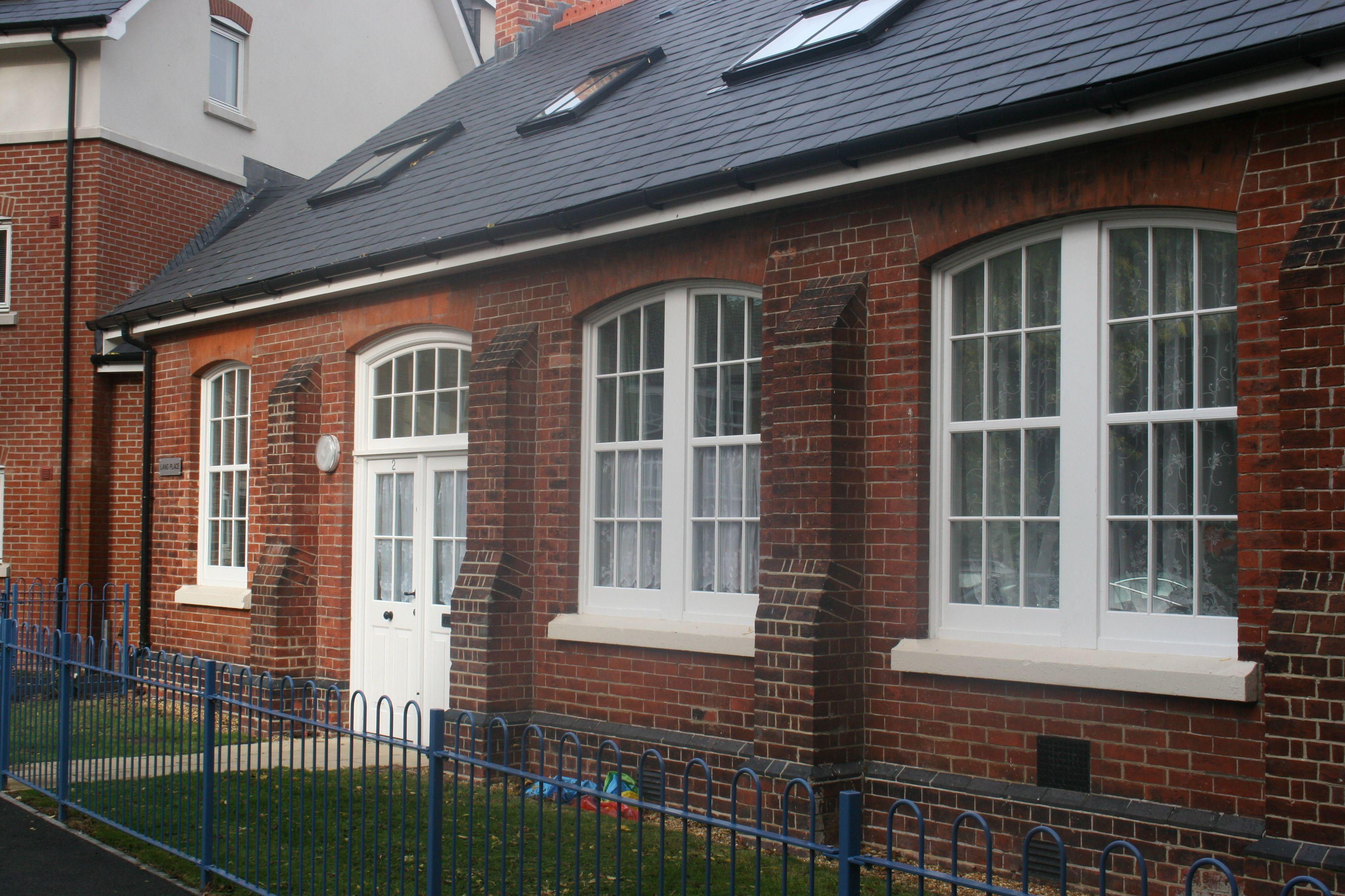 Medina Joinery - Timber Sash windows
