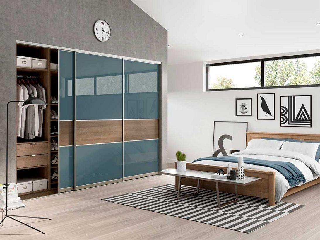 43 Practical Sliding Door Wardrobe Design Ideas For ...