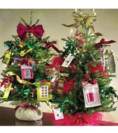 Gift Card Tree Diy Holidays Pinte
