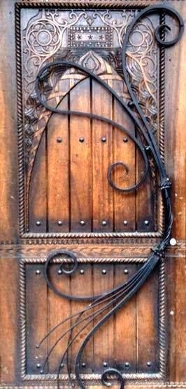 I found Wrought Iron Fantasy Door on Wish check it out! & Pin by Amber York-Truitt on Doors | Pinterest | Doors Gates and ...