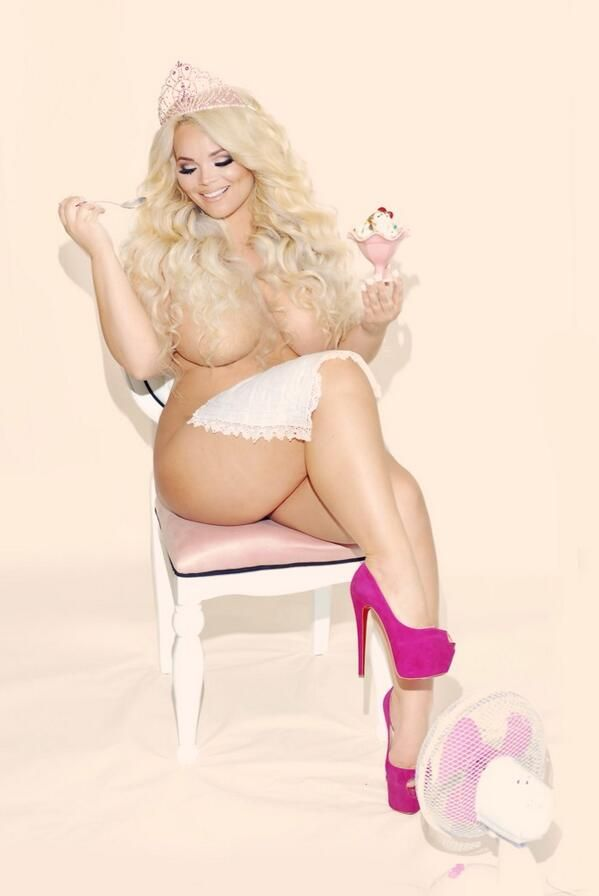In Trisha naked paytas magazine