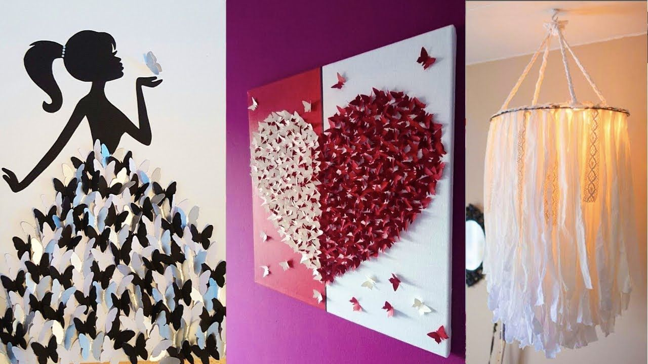 Best Diy Room Decor 26 Easy Crafts Ideas At Home For Teenagers 640 x 480