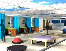 Exceptionnel Unique Medical Physical Therapy Office Designs   Google Search