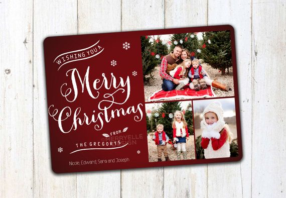 Hey, I found this really awesome Etsy listing at https://www.etsy.com/listing/209207712/christmas-card-template-photo-christmas
