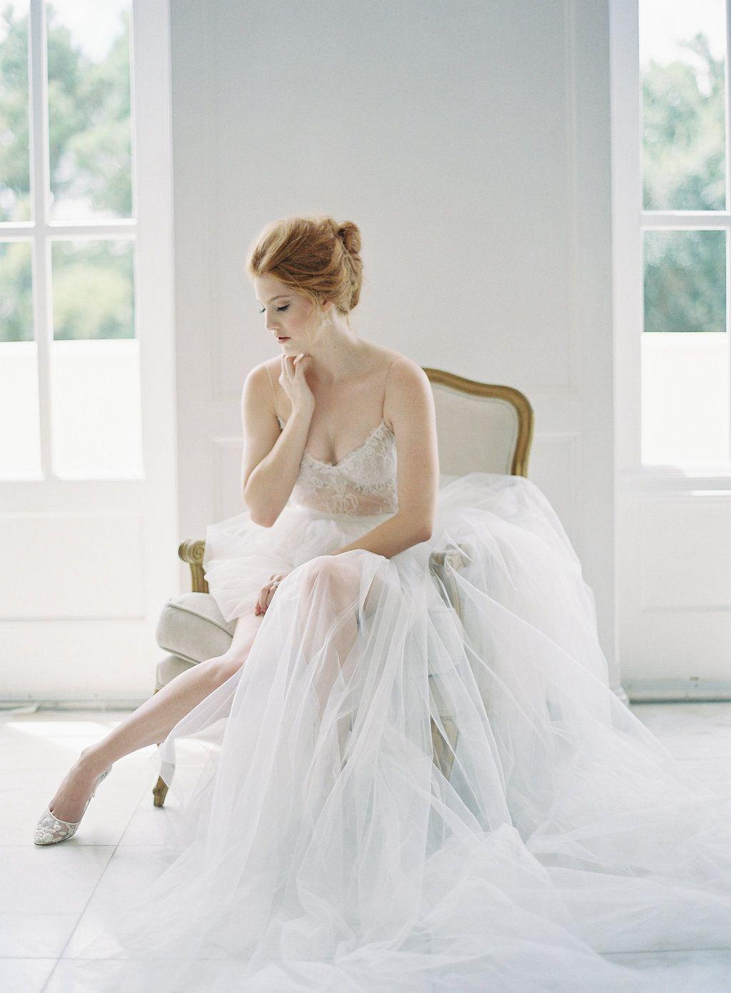 Lush Spring Garden Bridals in fine art accessories