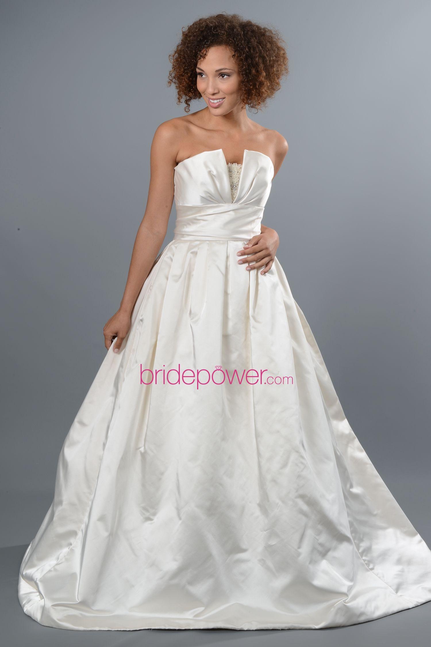 Amsale Full Skirt 1950 Wedding Dress Under 1999 Pinterest