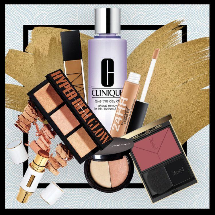 ESSENCE Best In Black Beauty Awards 2019 Face Makeup
