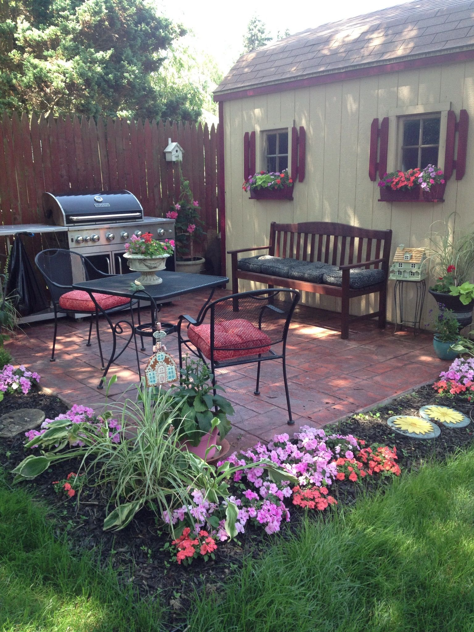 backyard cooking area backyard sitting areas on stunning backyard lighting design decor and remodel ideas sources to understand id=51930