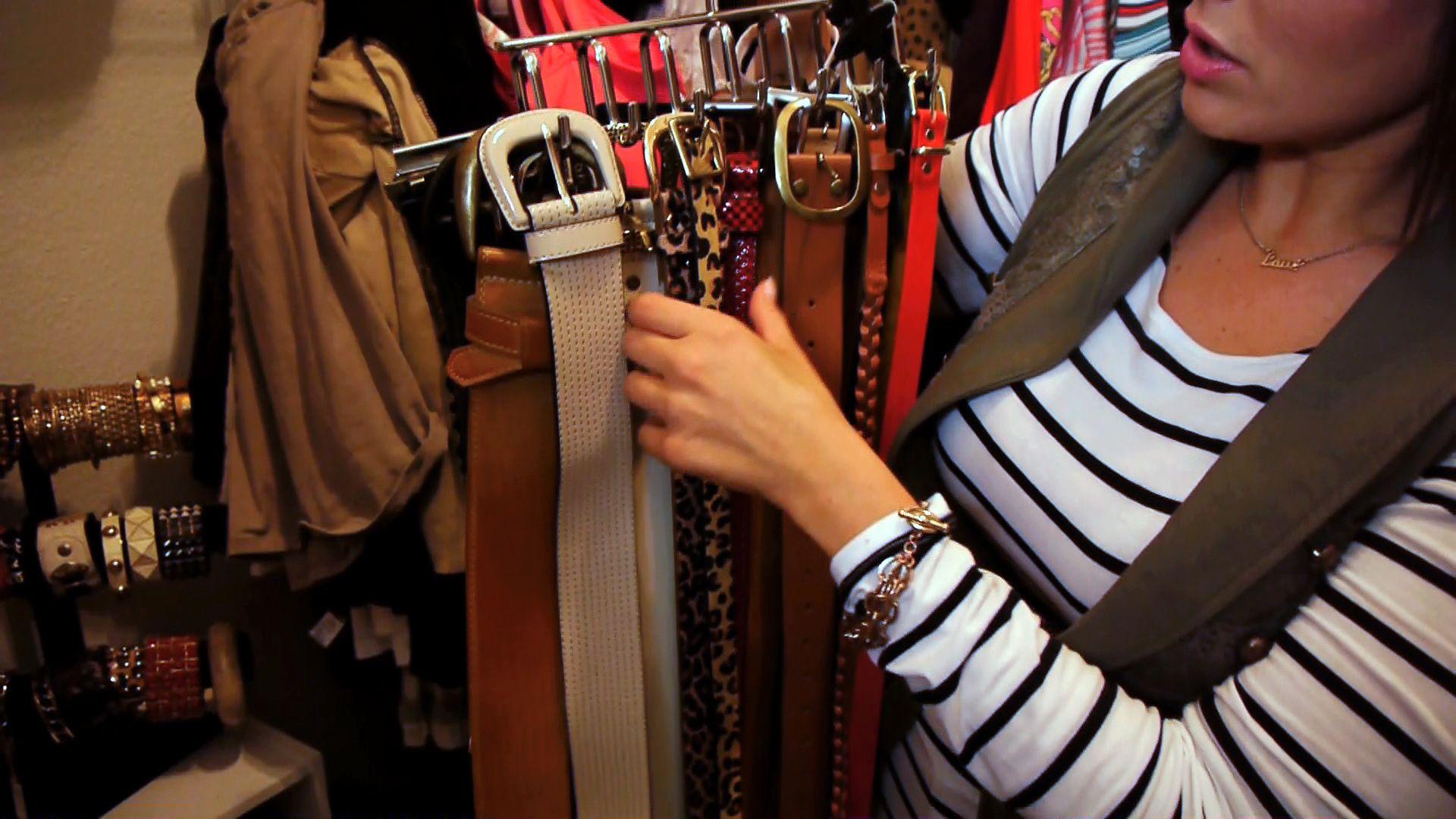Belts · Organize A ClosetHow ...