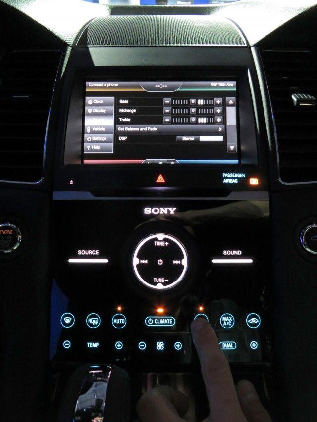 2013 Ford Taurus Sho First Drive Video Ford Taurus Sho Taurus
