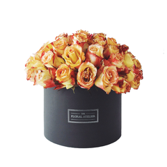 The Floral Atelier | Singapore Online Flower Delivery | Bloom Box - White | The Floral Atelier