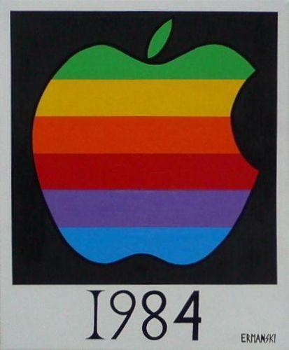 Apple Logo 1984 Apple Logo Big Apple Logos