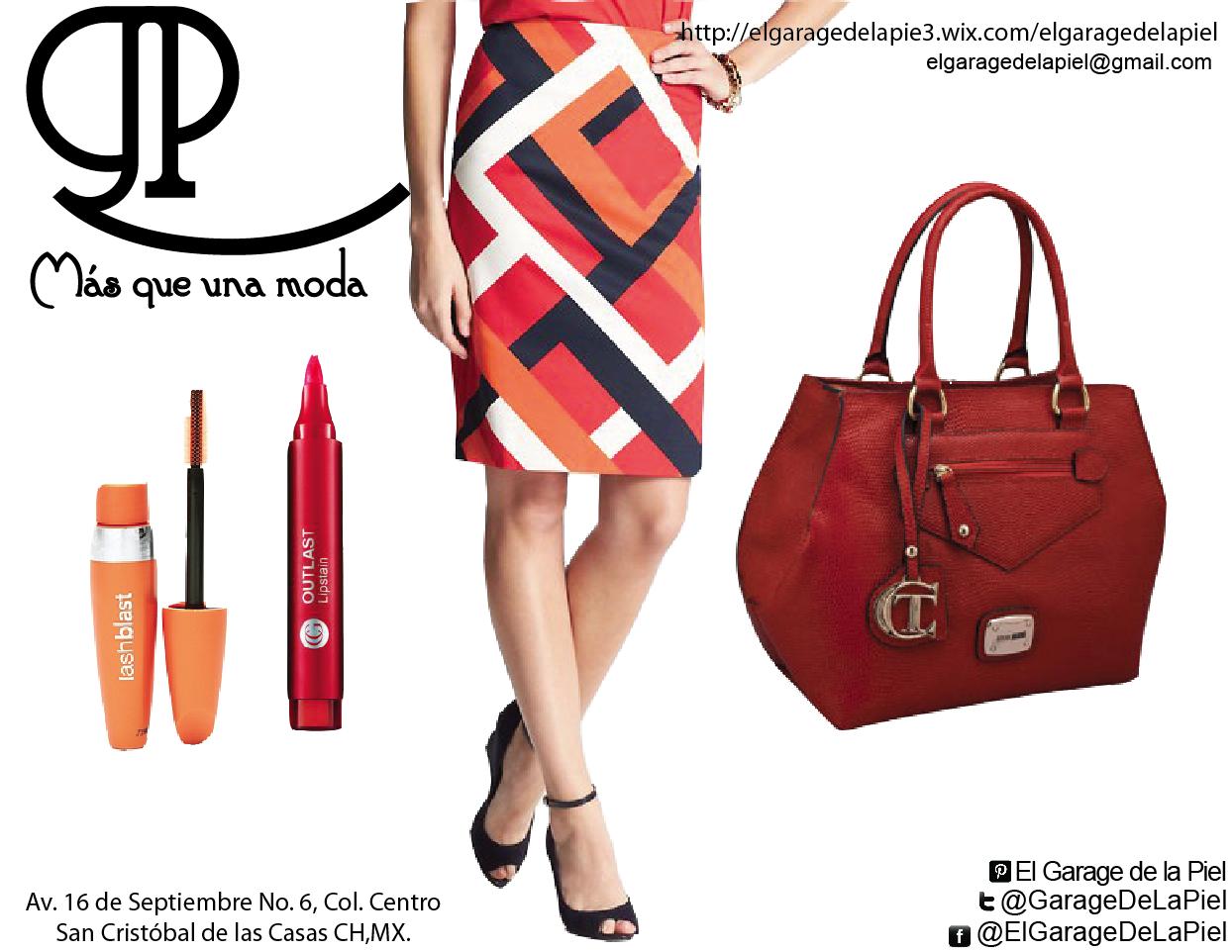 #bolsa #naranja #chic #fashion #ElGarageDeLaPiel @ElGarageDeLaPiel http://elgaragedelapie3.wix.com/elgaragedelapiel https://www.facebook.com/ElGarageDeLaPiel