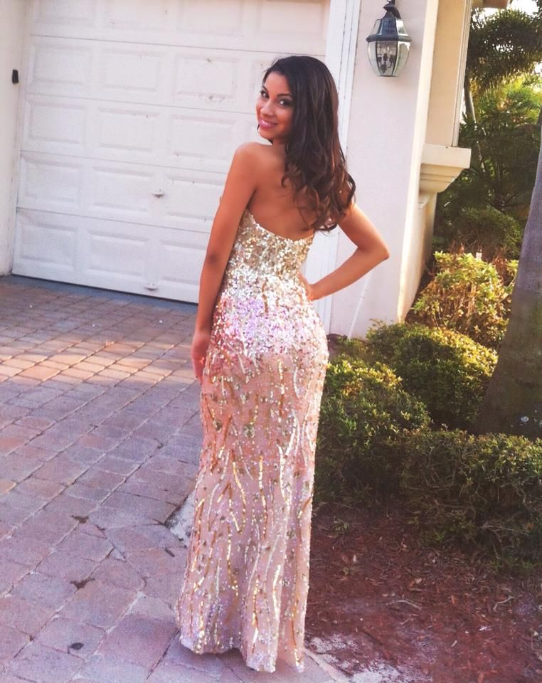 Spray Tan for Prom with Aviva Labs, using a Honolulu City Tan ...