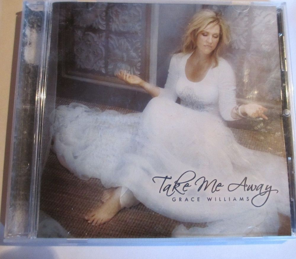 Disc-Take Me Away Single, Soundtrack Grace Williams (Artist)  Format: Audio CD #Christian