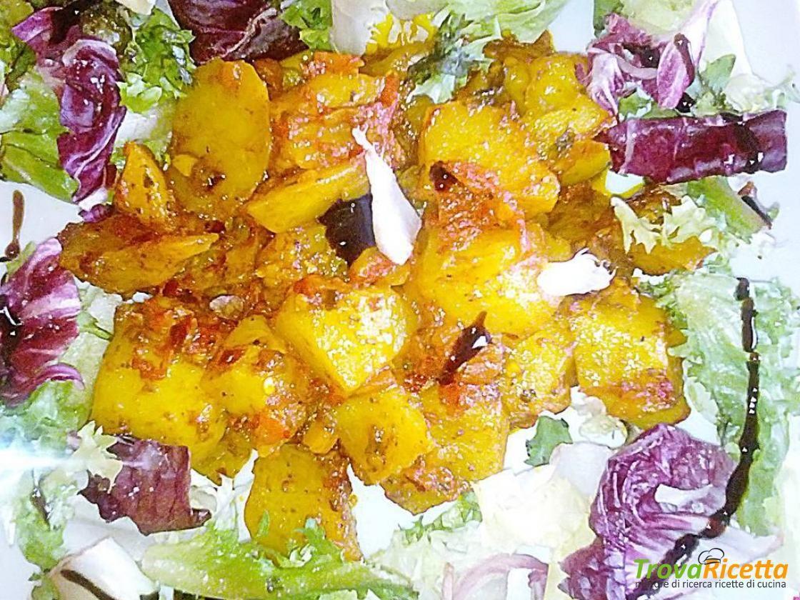 Patate alla curcuma al microonde   Recipe   Recipes, Cucina and Food