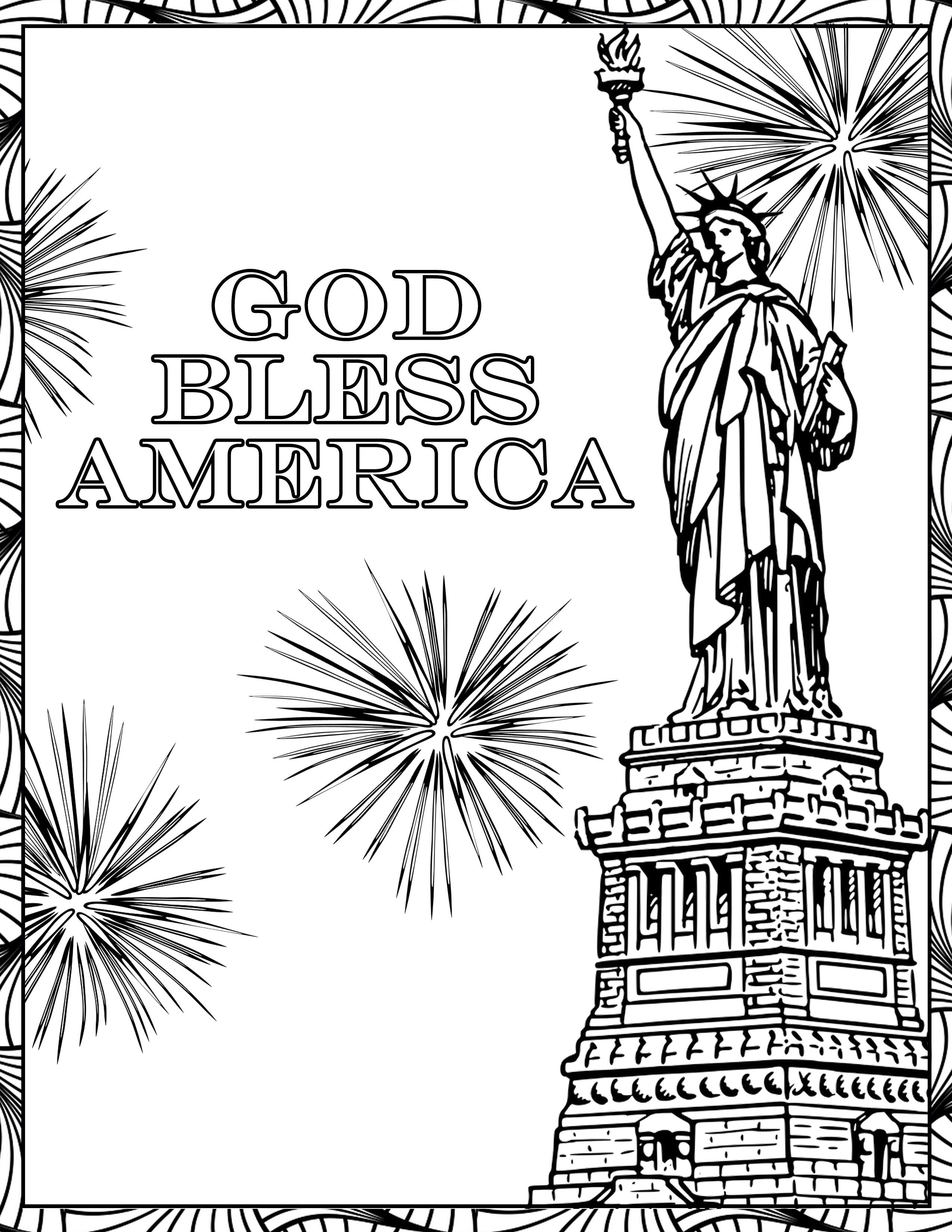 July 4th Coloring Pages Veterans Day Coloring Page Coloring