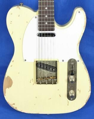 Vintage Icon Series V62 Mrab Relic Tele Electric Electric Guitar Electricity Guitar