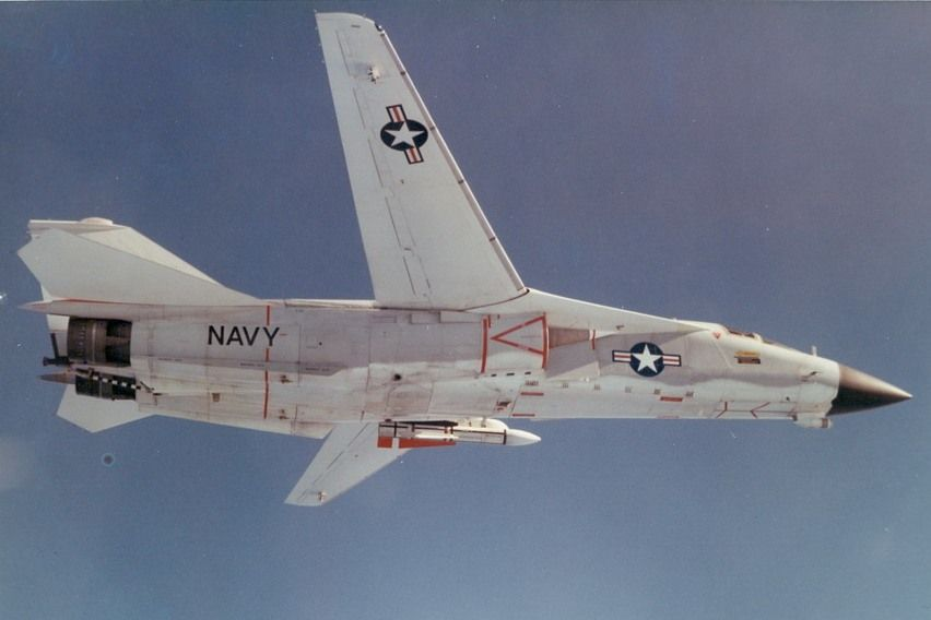 Grumman / General Dynamics F-111B. Intended for the Navy ...